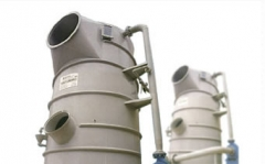 Lavador e depurador de gases