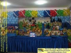 Decora��oturma do mickey - maria fuma�a festas. sua decora��o tem�tica feita por quem leva este assunto a s�rio. www.mariafumacafestas.com.br