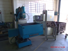 Centro de usinagem maho 500 cnc
