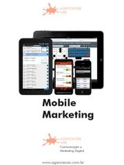 Mobile marketing.