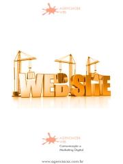 Criação e Desenvolvimento de Websites.