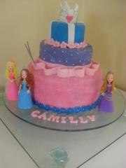 Das princesas barbie