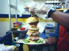 Bessa burguer sanduiches - foto 14