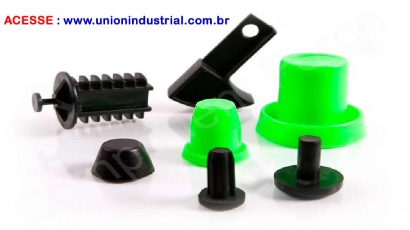 UNION - SERVIÇOS DE INJEÇÃO DE PLASTICOS E LOCAÇÃO DE INJETORAS