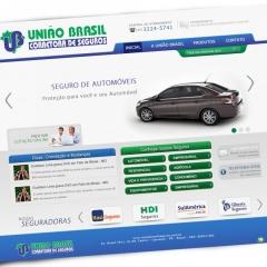 Site - união brasil seguros