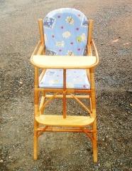 Cadeira de alimentaÇÃo em vime