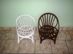 Cadeira de crianÇa em vime