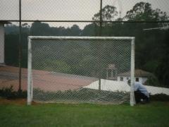 Rede para trave de gol