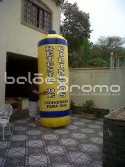 Réplicas infláveis - infláveis promocionais - www.baloespromo.com.br