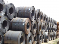 Bobina aço carbono laminado a quente
