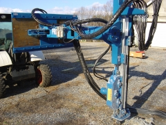 Prd50 desenvolvida para pequenas escavadeiras, tipo bobcat ou trac loaders