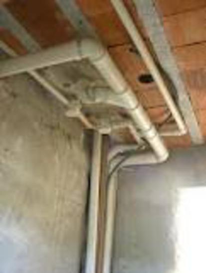 Foto tubulao de banheiro -> Hidraulica Pia De Banheiro