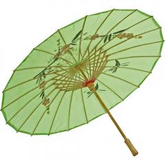 Sombrinha japonesa oriental várias cores