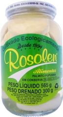 Palmito rodela extra 300g - rosolen
