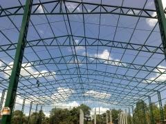 Fabricação e montagem de estruturas metalicas