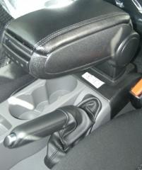 Apoio de braço central para motorista