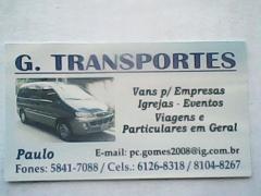 Locadora de vans gomestransportes - foto 6