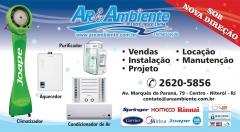 Ar e ambiente - climatização - foto 4