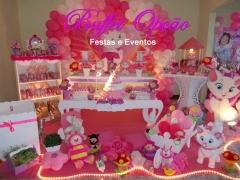 Decoração Infantil Buffet Opção Festas e Eventos