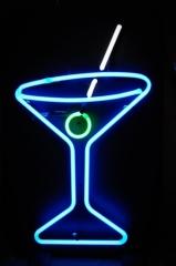 Neon decorativo df