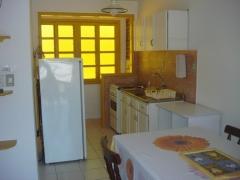 Apartamentos - sala/copa e cozinha