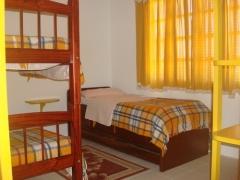 Apartamentos - quarto solteiros