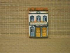 Fachada histórica pharmacia