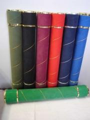 Canudos para diploas - várias cores