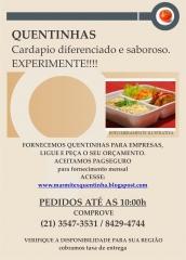 Foto 10 fornecimento de marmitas - Marmitex Quentinhas Copacabana