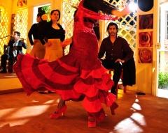 Espetáculo MATICES 14/11/2012 no GUAIRINHA