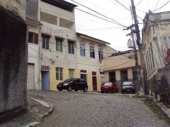 Visualização de rua, local do atelier...
