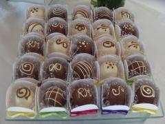 Chocolates finos personalizados