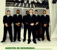 Agentes de segurança