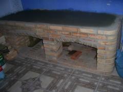 Forno e fog�o ( base )
