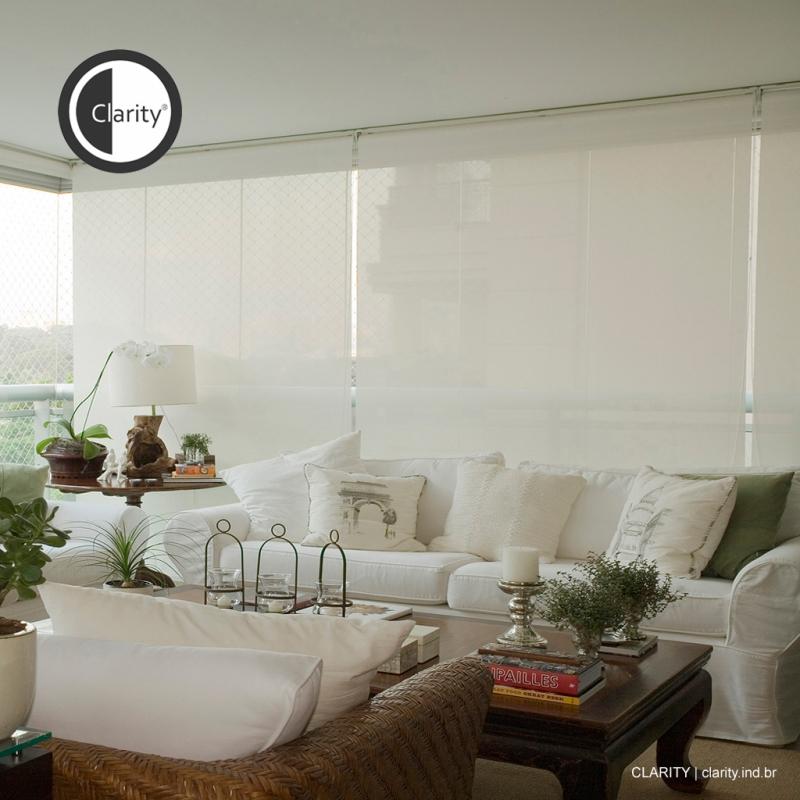 Foto cortinas rolo persianas rolo cortinas para sala for Cortinas de persiana