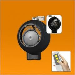 Climatizador com jato d´água - controle remoto ataua como repelente  sem produtos químicos
