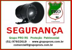 SeguranÇa   grupo  pro rs  proteção ptrimonial