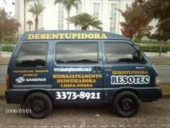 Desentupidora (41)3372-5953