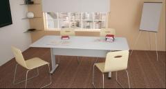 Mesa de reunião linha Maxxi
