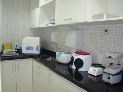 Sala de esteriliza��o