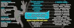 Logo2brasil_desenho grafico, identidade coorporativa