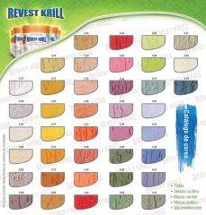 Catalogo de cores