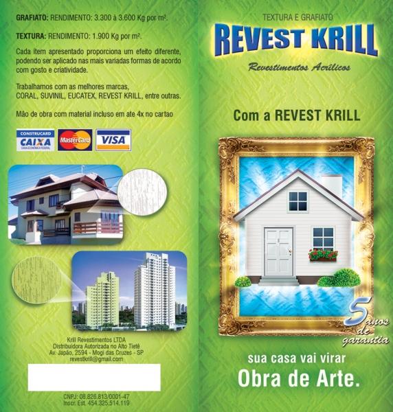 REVEST KRILL Texturas