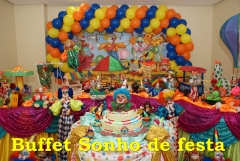Buffet Sonho de Festas - Santíssimo - Foto 8