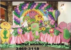 Buffet Sonho de Festas - Santíssimo - Foto 6