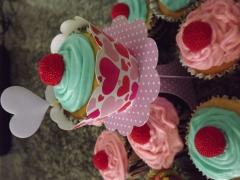 Mini bolo confeitado