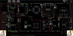 Projeto de arquitetura - elétrico - hidráulico - sanitário e de combate a incêndio / joão pessoa / pb