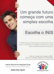 INIS - Instituto Nacional de Integração Social - Foto 4