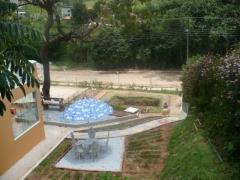Jardim da pousada
