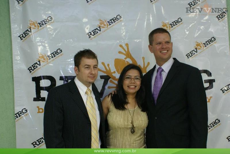 Fernanda Lima  com a presença  Paul Barlow e Bryan Robert vindo direto dos Estados Unidos